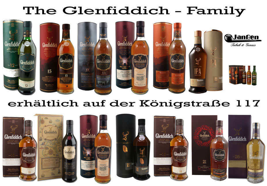 Foto Glenfiddich Family